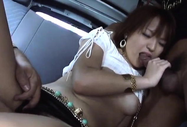 japanese handjob on bus № 738903
