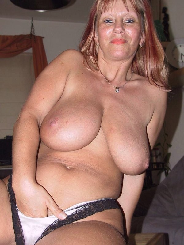 Эротика пожилых женщин с большой грудью
